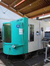 CNC horisontalt maskineringssenter DMG DMC 60 H