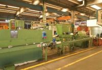 CNC Horizontal Machining Center Picchi TR8-8/OSE