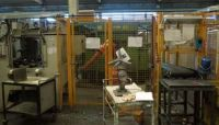 CNC Horizontal Machining Center Saip Fmrtv 5/6