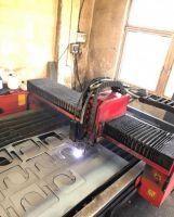 2D Plasma cutter NESSAP 1600 KLIMA 2007-Photo 4