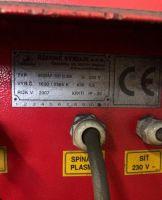2D Plasma cutter NESSAP 1600 KLIMA 2007-Photo 9