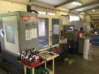 Centro de mecanizado vertical CNC MAS MCV 1000 Quick 2004-Foto 2