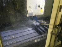 CNC Vertical Machining Center MAS MCV 1000 Quick 2004-Photo 3