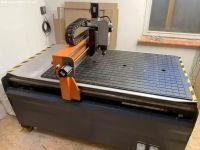 Fresadora de pórtico CNC MLM Maschinenbau Luib Martin CNC PLST 1500 x 1000 x 100 2019-Foto 2