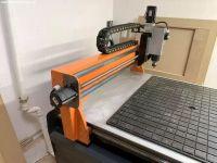 Fresadora de pórtico CNC MLM Maschinenbau Luib Martin CNC PLST 1500 x 1000 x 100 2019-Foto 3