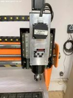 Fresadora de pórtico CNC MLM Maschinenbau Luib Martin CNC PLST 1500 x 1000 x 100 2019-Foto 4