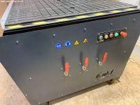 Fresadora de pórtico CNC MLM Maschinenbau Luib Martin CNC PLST 1500 x 1000 x 100 2019-Foto 5