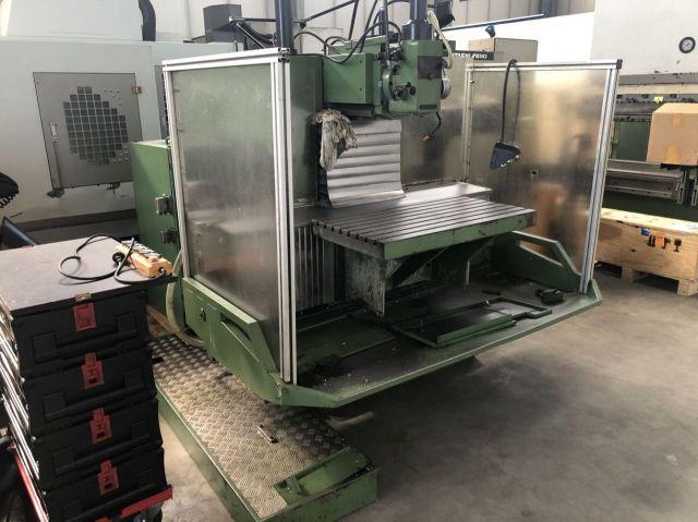 CNC Milling Machine DECKEL FP 5 NC 1986