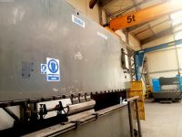 CNC Hydraulic Press Brake ERMAKSAN CNC HAP 6100 x 200 2004-Photo 3