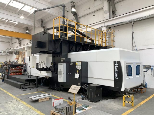 Fresadora de pórtico CNC HARTFORD HSA 423 EAY 2015