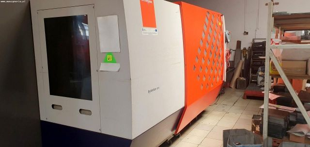 2D Laser BYSTRONIC BYVENTION 3015 2009