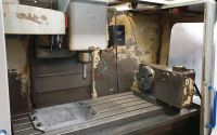 CNC Vertical Machining Center HAAS MIKRON VCE 1250 2000-Photo 6