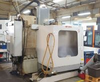 CNC Vertical Machining Center HAAS MIKRON VCE 1250 2000-Photo 8