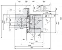 CNC Horizontal Machining Center DECKEL MAHO DMC 50H 2001-Photo 13