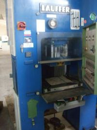 H Frame Hydraulic Press LAUFFER RPT-40
