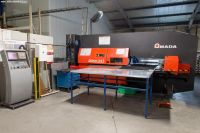 Turret Punch Press AMADA EUROPE 245 2000-Photo 2