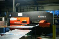 Turret Punch Press AMADA EUROPE 245 2000-Photo 3