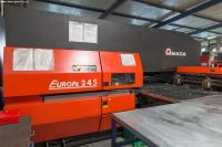 Turret Punch Press AMADA EUROPE 245 2000-Photo 6