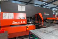 Turret Punch Press AMADA EUROPE 245 2000-Photo 7