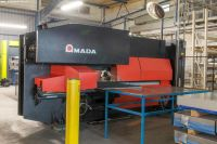 Turret Punch Press AMADA EUROPE 245 2000-Photo 8