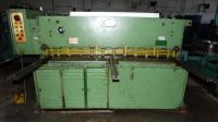 Hydraulische Tafelschere SIMEROM SIBIU FDT420 OP N