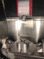 CNC Horizontal Machining Center HERMLE C 800 U