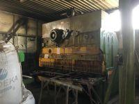 Cizalla guillotina hidráulica STROJAREN PIESOK NTH 3150/16