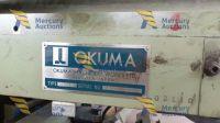 수평 밀링 머신 OKUMA 6VAE