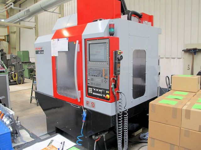 CNC Vertical Machining Center EMCO FAMUP MC 75-50 / 5° axel 2010