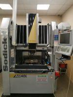 Электроэрозионный копировально-прошивочный станок SODICK AG40L