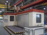 Fresadora CNC portal SNK MAK-3