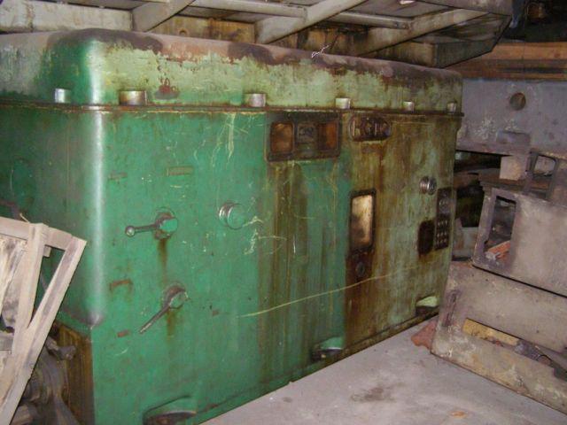 Heavy Duty Lathe KRAMATORSK 1A670 (2000x16000) 1969