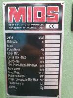 Pressa eccentrica MIOS T20-FV (con inverter) 2000-Foto 3