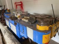 Folding Machines for sheet metal Accurl Bending line