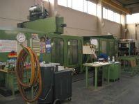 CNC portalfräsmaskin AXA U-PFZ-40x6200