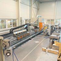 CNC frézka ELUMATEC SBZ 151 - 5 Achsen - 12.000