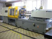 Plast injeksjon molding machine Woojin Selex S 350 2003-Bilde 2