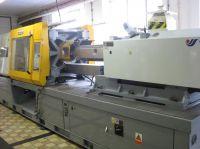 Plast injeksjon molding machine Woojin Selex S 350 2003-Bilde 3