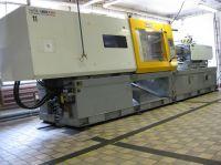 Plast injeksjon molding machine Woojin Selex S 350 2003-Bilde 4