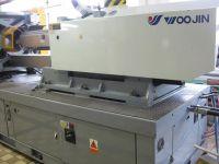 Plast injeksjon molding machine Woojin Selex S 350 2003-Bilde 6