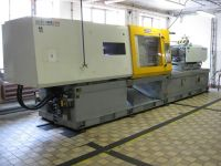 Plastics Injection Molding Machine Woojin Selex S 350