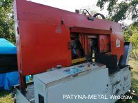 Båndsag maskin BTM 560A CNC