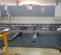 CNC Hydraulic Press Brake HACO ERM 3075