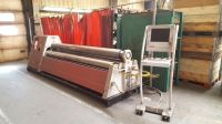 4 Roll Plate Bending Machine DAVI MCB 3022 - 4 Rollen