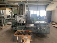 Horizontal Boring Machine UNION BFT-80/2
