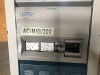 Máquina de soldadura por roldana OTC DAIHEN AC MIG 200 CPDACR-200 2001-Foto 6