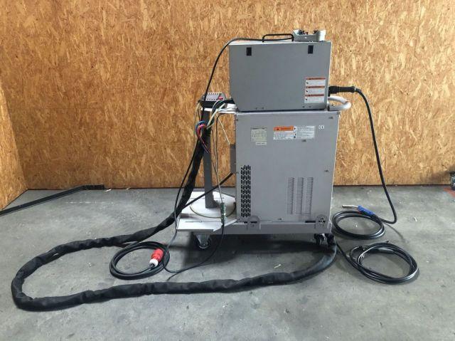 Máquina de soldadura por roldana OTC DAIHEN AC MIG 200 CPDACR-200 2001