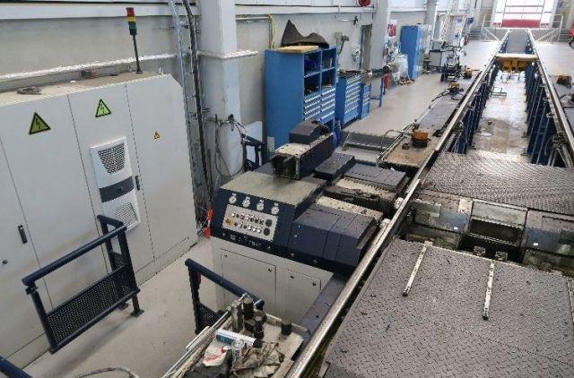Torno CNC DANOBAT D 3000 2013
