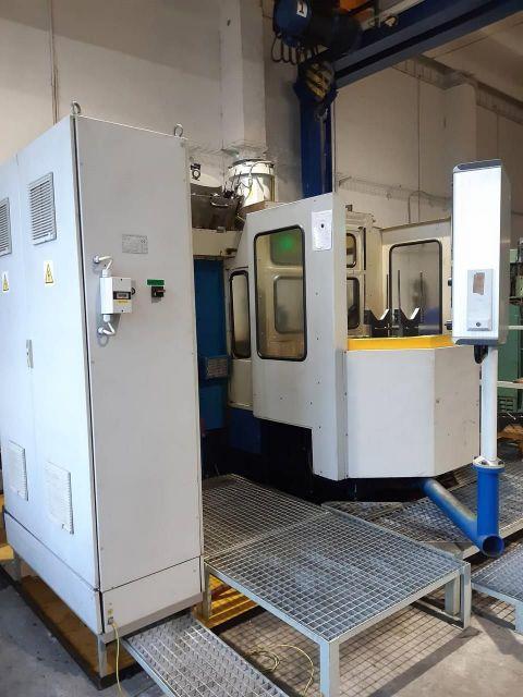 Centro de mecanizado horizontal CNC ZPS MCFH 40 2007