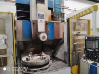 CNC Vertical Turret Lathe TOS SKI 12